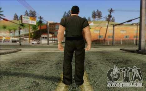 Russian Cats II Skin 4 for GTA San Andreas second screenshot