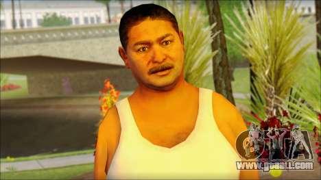 GTA 5 Ped 2 for GTA San Andreas third screenshot