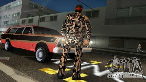 Camo Skin 08 for GTA Vice City second screenshot