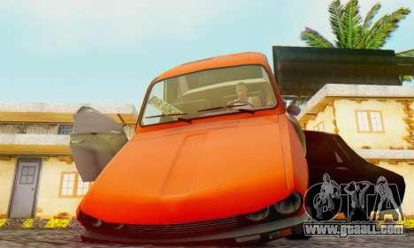 Dacia 1300 Tuned for GTA San Andreas right view