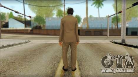 GTA 5 Ped 5 for GTA San Andreas second screenshot