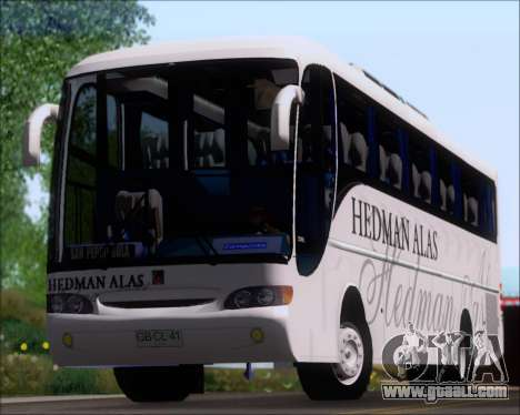 Comil Champione 2005 Hedman Alas for GTA San Andreas back view
