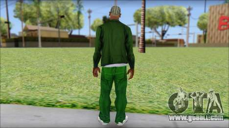 New CJ v2 for GTA San Andreas second screenshot