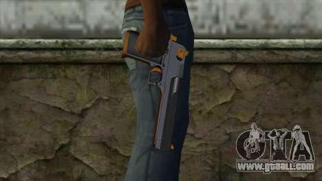 Nitro Desert Eagle for GTA San Andreas third screenshot