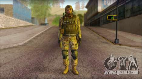USA Soldier v1 for GTA San Andreas