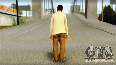GTA 5 Ped 23 for GTA San Andreas second screenshot