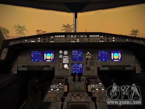 Airbus A340-300 Finnair for GTA San Andreas