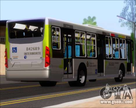 Caio Induscar Mondego H Mercedes-Benz O-500U for GTA San Andreas left view