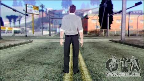 Shaun from Assassins Creed for GTA San Andreas second screenshot