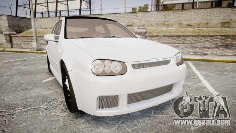 Volkswagen Golf Mk4 R32 Wheel2 for GTA 4