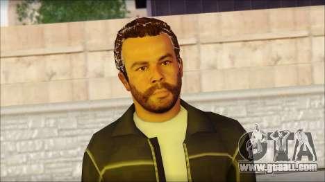 GTA 5 Ped 4 for GTA San Andreas third screenshot