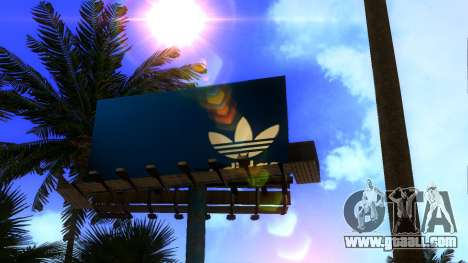 HD Textures skate Park and hospital V2 for GTA San Andreas fifth screenshot