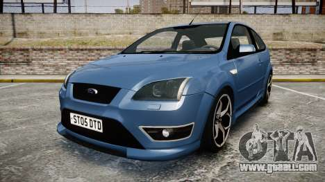 Ford Focus ST 2005 Rieger Edition for GTA 4