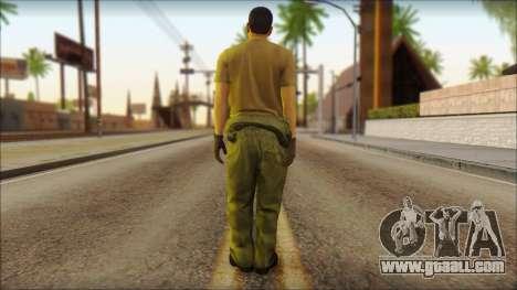 GTA 5 Soldier v1 for GTA San Andreas second screenshot