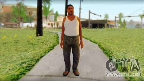 GTA 5 Ped 2 for GTA San Andreas
