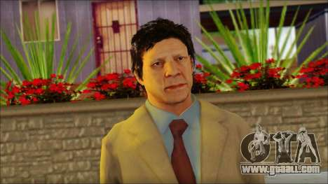 GTA 5 Ped 5 for GTA San Andreas third screenshot