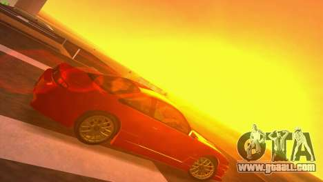 Nissan Silvia S14 RB26DETT Black Revel for GTA Vice City right view