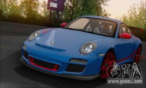Porsche 911 GT3 2010 for GTA San Andreas