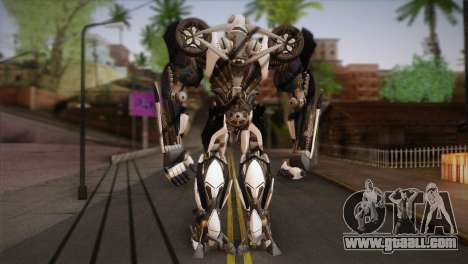 Bumblebee v3 for GTA San Andreas second screenshot