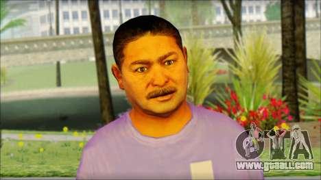GTA 5 Ped 21 for GTA San Andreas third screenshot