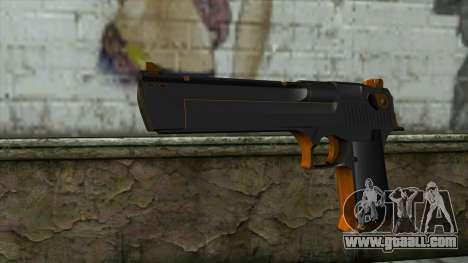Nitro Desert Eagle for GTA San Andreas