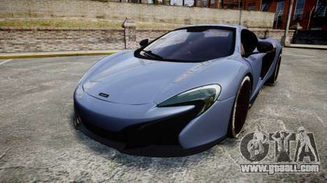 McLaren 650S Spider 2014 [EPM] Michelin v1 for GTA 4