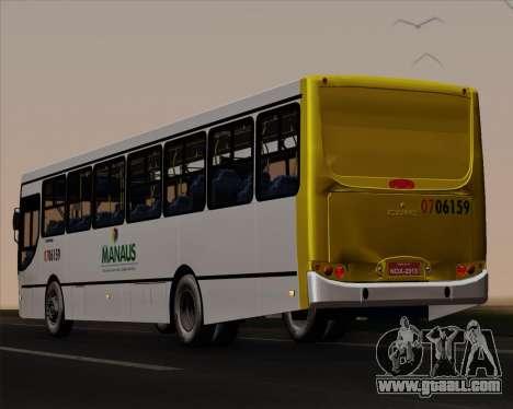 Caio Induscar Apache S21 Volksbus 17-210 Manaus for GTA San Andreas