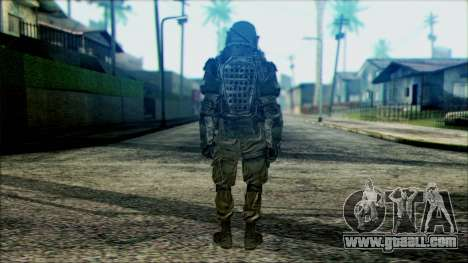 Soldiers airborne (CoD: MW2) v3 for GTA San Andreas second screenshot