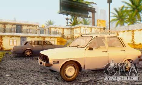 Dacia 1310 TX Stock v1 for GTA San Andreas left view