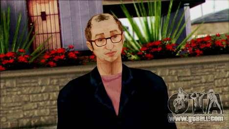 Rosenberg from Beta Version for GTA San Andreas third screenshot
