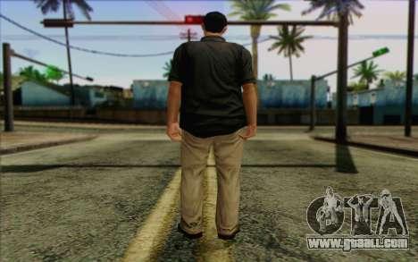 Russian Cats II Skin 3 for GTA San Andreas second screenshot