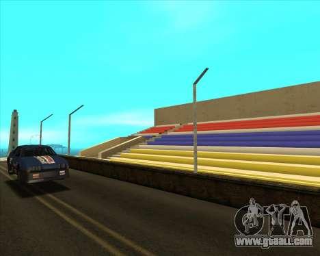 Sky Road Merdeka for GTA San Andreas forth screenshot