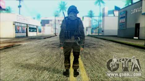 Soldiers airborne (CoD: MW2) v5 for GTA San Andreas second screenshot
