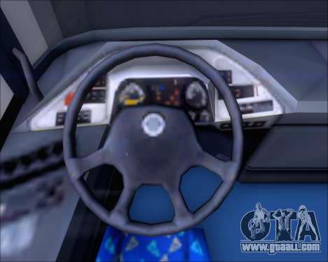 Neoplan Tourliner Emile Weber for GTA San Andreas upper view