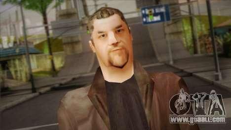 Russian Mafia Skin for GTA San Andreas third screenshot