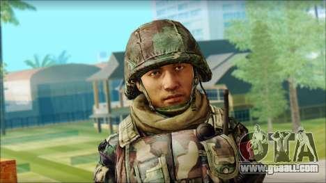STG from PLA v1 for GTA San Andreas third screenshot