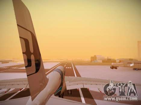 Airbus A380-800 Malaysia Airlines for GTA San Andreas