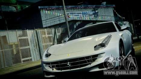 Ferrari FF 2011 v1.5 for GTA 4 bottom view