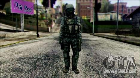 Fighter (PLA) v5 for GTA San Andreas