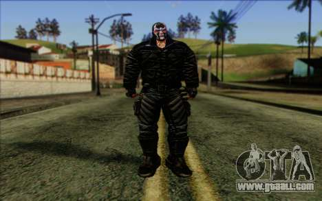 Bane from Batman: Arkham Origins for GTA San Andreas