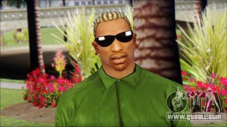 New CJ v2 for GTA San Andreas third screenshot