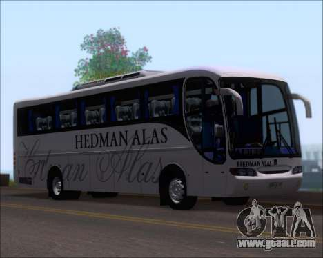 Comil Champione 2005 Hedman Alas for GTA San Andreas left view