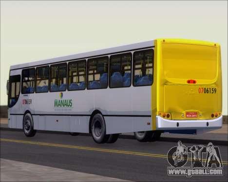 Caio Induscar Apache S21 Volksbus 17-210 Manaus for GTA San Andreas left view