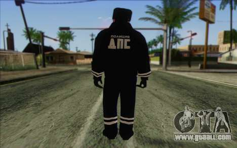 DPS Skin 1 for GTA San Andreas second screenshot
