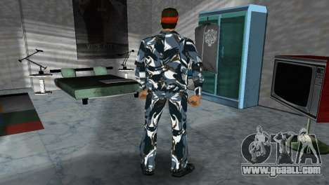 Camo Skin 17 for GTA Vice City second screenshot