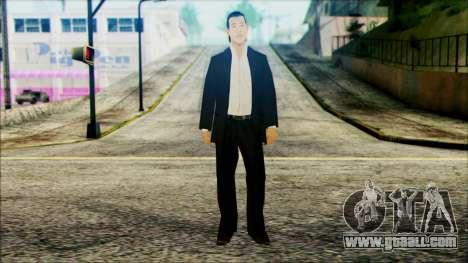 Triada from Beta Version for GTA San Andreas