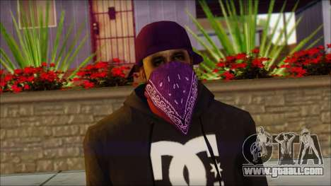 Plen Park Prims Skin 2 for GTA San Andreas third screenshot