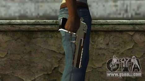 Desert Eagle for GTA San Andreas third screenshot