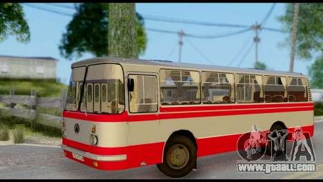LAZ 695 for GTA San Andreas