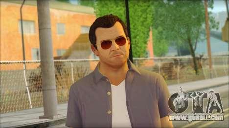 Michael De Santa for GTA San Andreas third screenshot